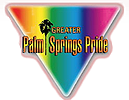 "Logo ""Palm Springs Pride 2011"""