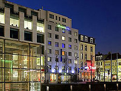 "Anlage ""Hotel all seasons Antwerpen City Center"""