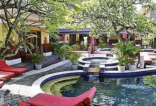geschmackvolles strandhotel bali
