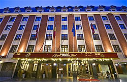 "Anlage ""Royal Windsor Hotel Grand Place"""