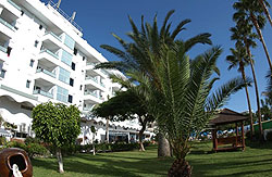"Anlage ""Gay Axel Beach Apartments"""