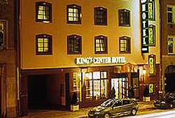 "Anlage ""King's Hotel Center"""
