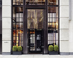 "Anlage ""Andaz Wall Street Hotel"""