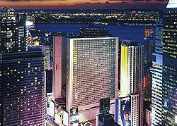 "Anlage ""New York Marriot Marquis"""