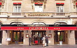 "Anlage ""Hotel California Paris Champs Elysee"""